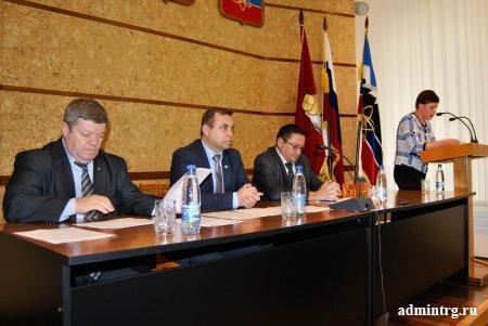 Заседания Собрания депутатов