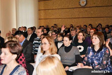 Отчет главы администрации В.Н.Белякова о работе в 2015 г.
