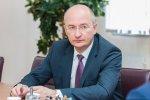 Сенатор Олег Цепкин поздравил жительниц Трёхгорного с 8 марта
