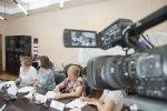 Глава города провел встречу с журналистами