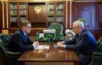 Алексей Текслер объявил о кадровых изменениях в областном правительстве