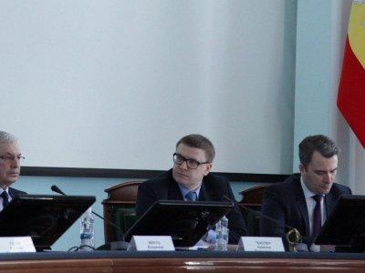Алексей Текслер потребовал неукоснительного соблюдения критериев оценки эффективности деятельности органов власти