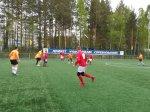 В Трехгорном открыли футбольное поле с новым покрытием