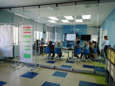 Школа 109 заняла  4 место в рейтинге участников сети атомклассов проекта «Школа Росатома»
