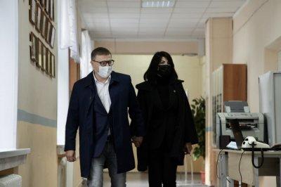 Губернатор Челябинской области принял участие в выборах депутатов Госдумы