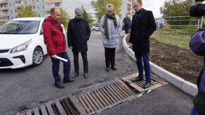 Глава города проконтролировал ход реализации проектов инициативного бюджетирования